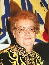 Miriam Ettisch-Enchelmaier BA first WAPI honorary member